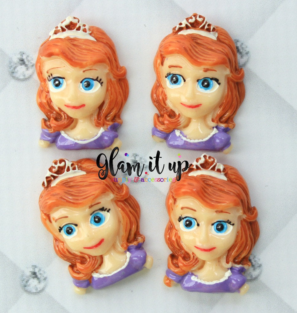 Sofia the First Bow Center
