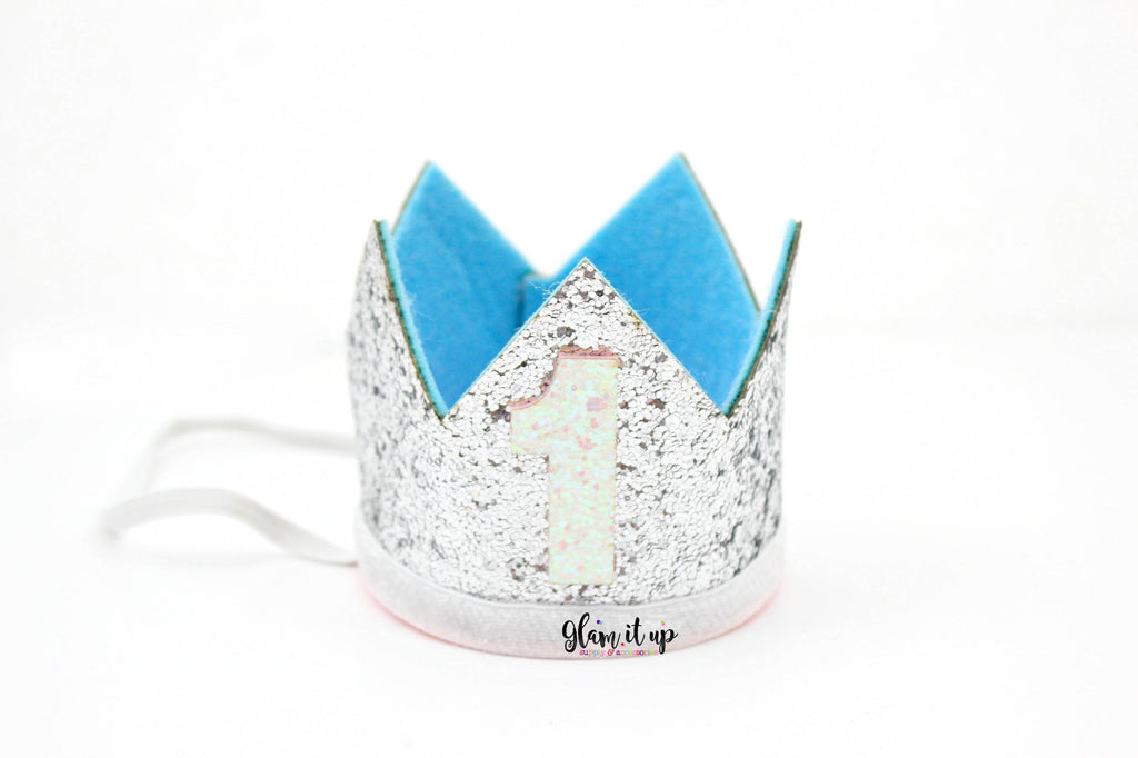 First Birthday Crown - Birthday Prince Hat