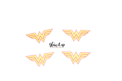 Wonder Woman Bow Center