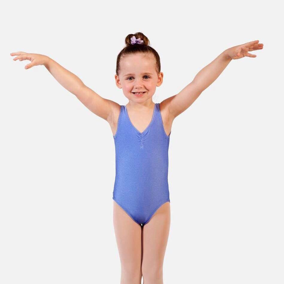 Kick Dance Studio Children's Princess Leotard