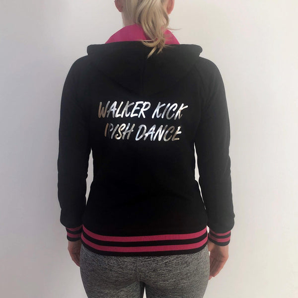 ~ NEW ~ Walker & Kick Irish Dance Hoodie