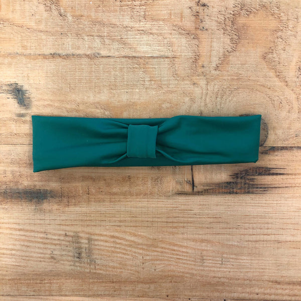WIDA Headband - Bottle Green