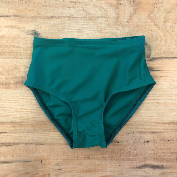 WIDA Irish Briefs (Child) - Bottle Green
