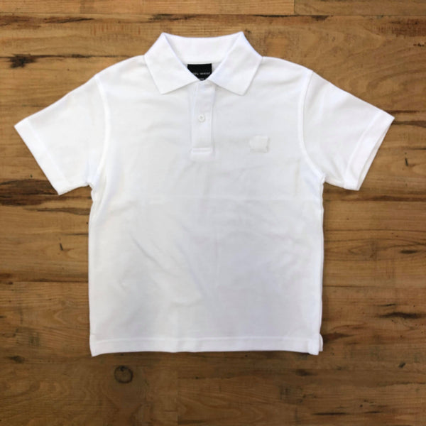WIDA White Polo Shirt (Child)