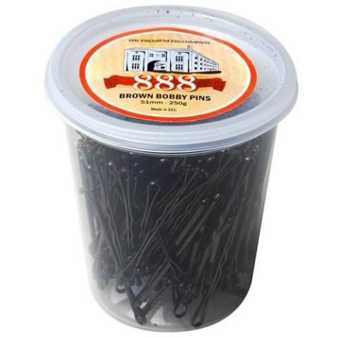 888 Bobby Pins - 2 sizes