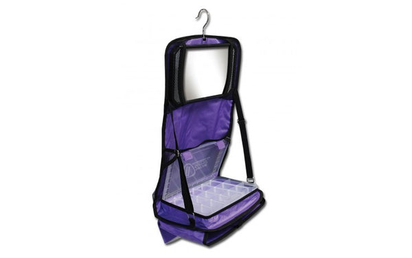 Dream Duffel Attitude Make Up Case - Purple