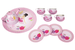 Pink Poppy Ballerina Bouquet Tea Set In Case