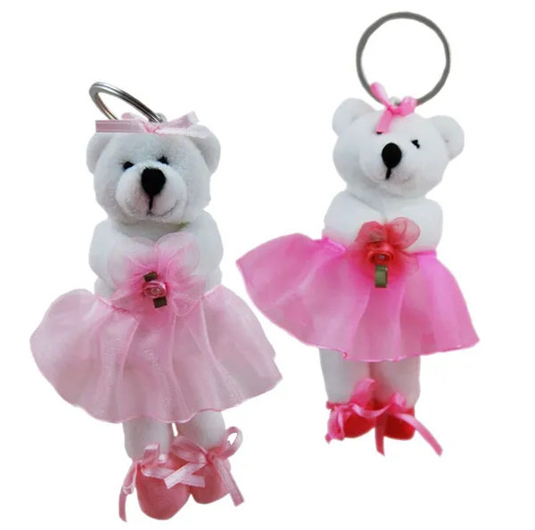 Bear Ballerina Keying