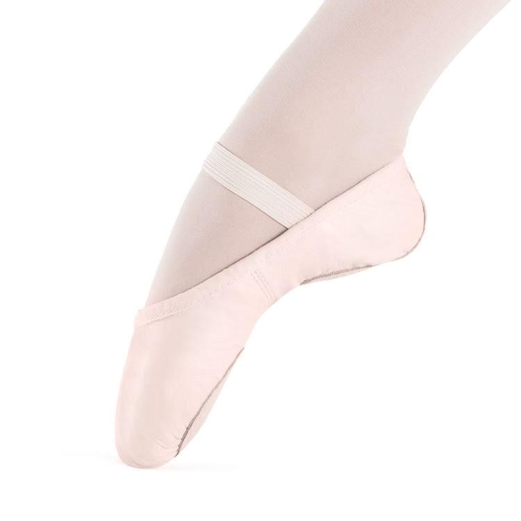 Bloch Prolite II Leather Ballet Flat - Theatrical Pink