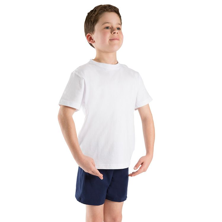 Boys T-Shirt - White