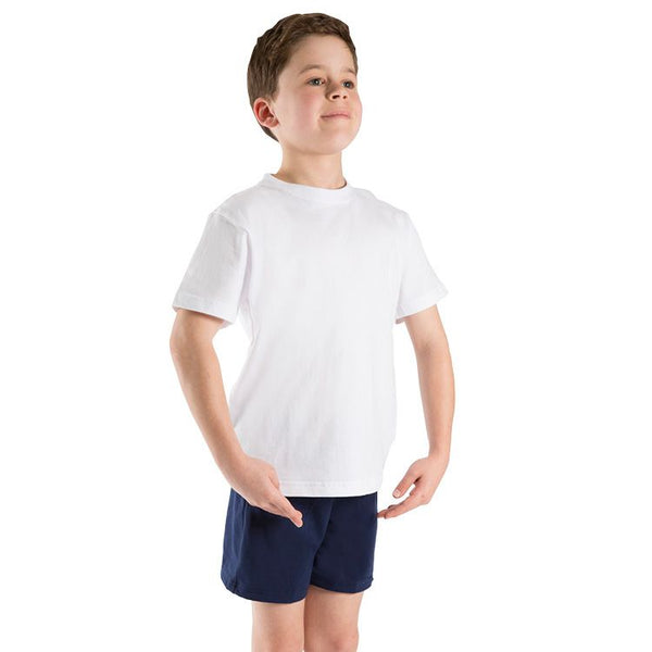 Ditto Dancewear Boys T-Shirt - White