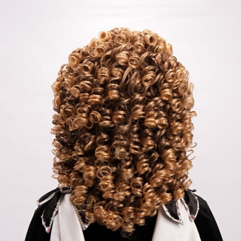 Caitlyn Irish Dance Wig