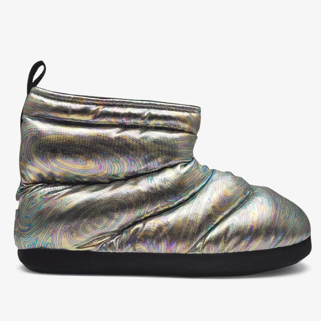Capezio Warm Up Booties - Metallic Multi