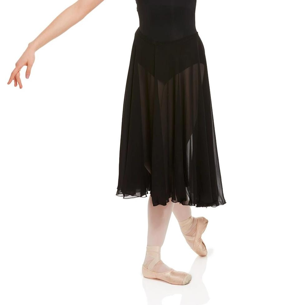 Capezio Womens Full Circle Skirt - Long