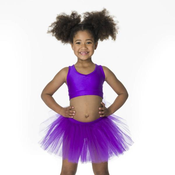 Studio 7 Children's Tutu Skirt - Purple