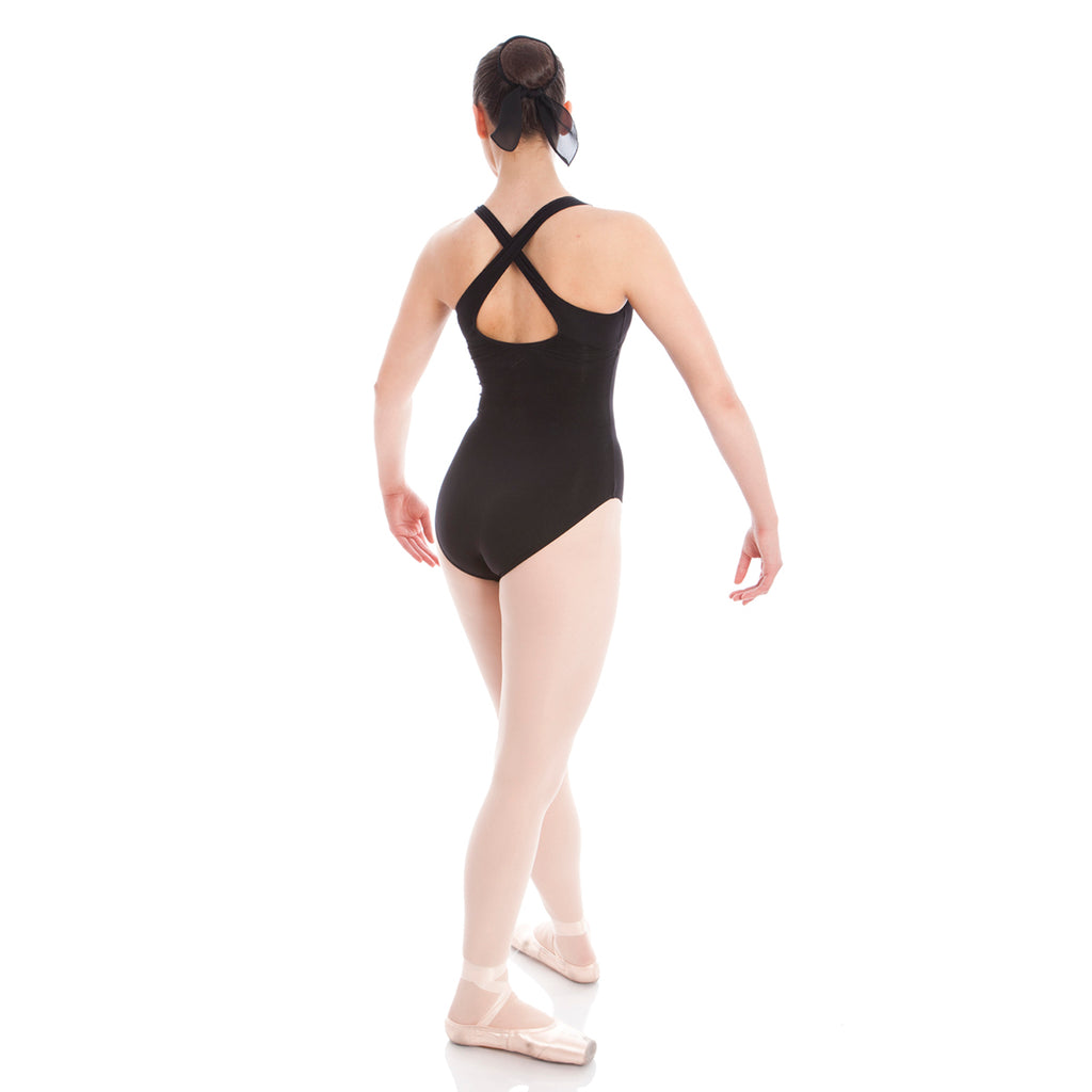 Paige Dunsdon Cross Strap Leotard - Adult