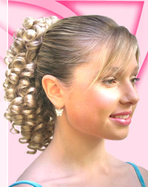 Dancer's Wiglet - Ditto Dancewear