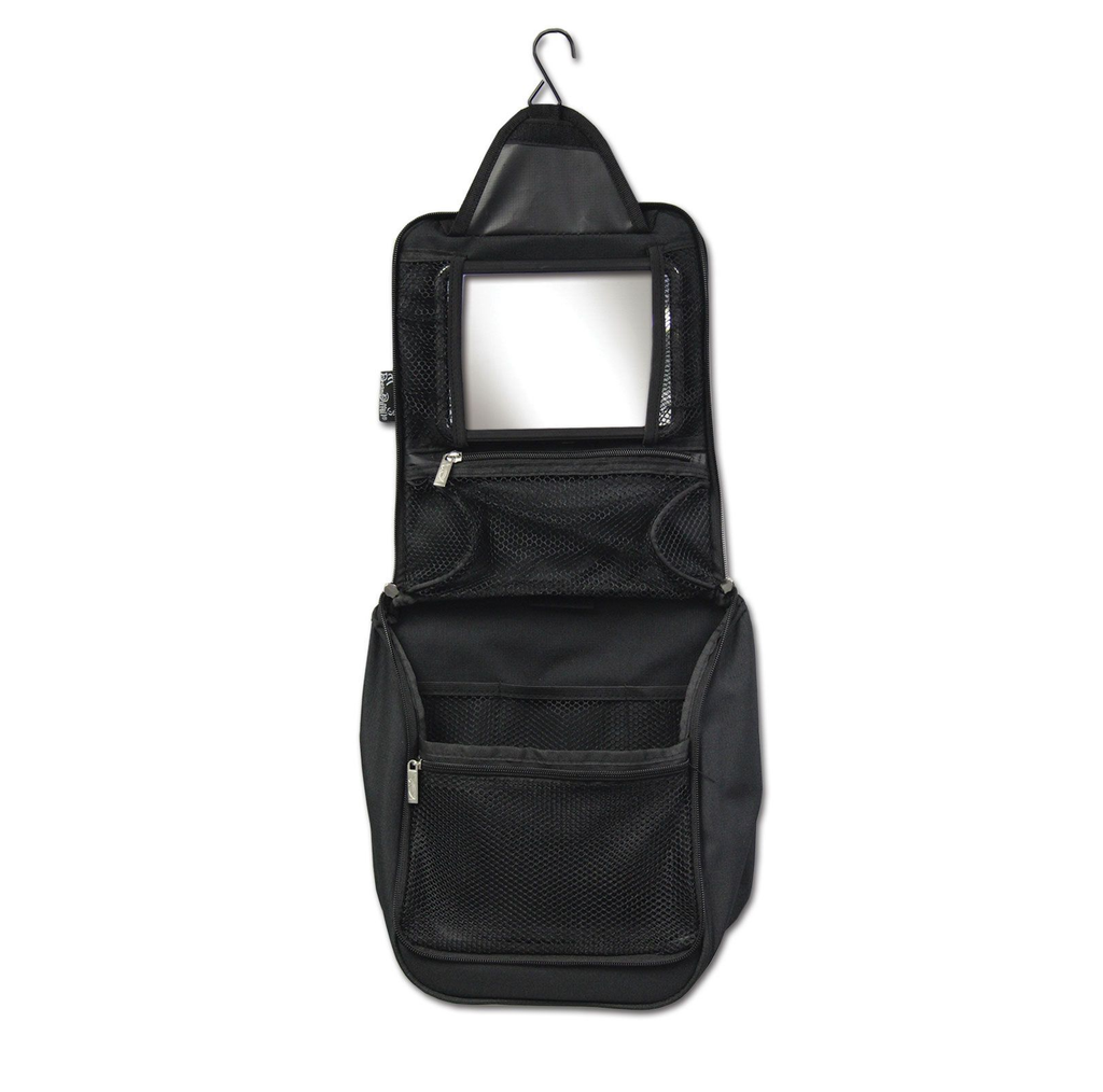 Dream Duffel Hanging Cosmetic Case - Black