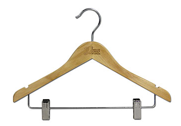 Dream Duffel Wooden Coat Hanger