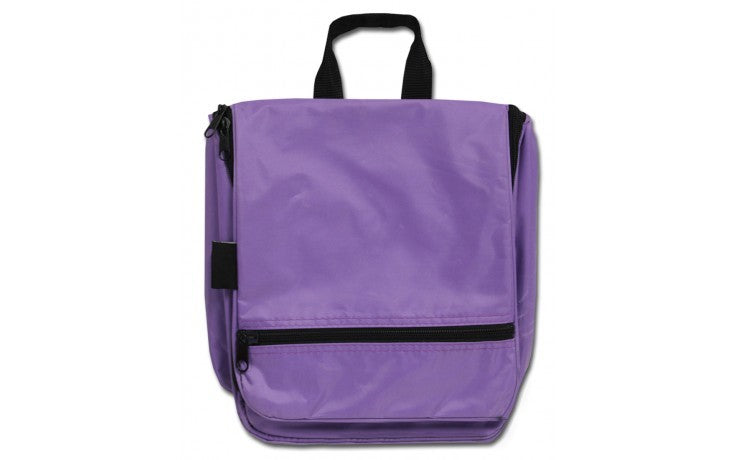 Dream Duffel Hanging Cosmetic Case - Purple