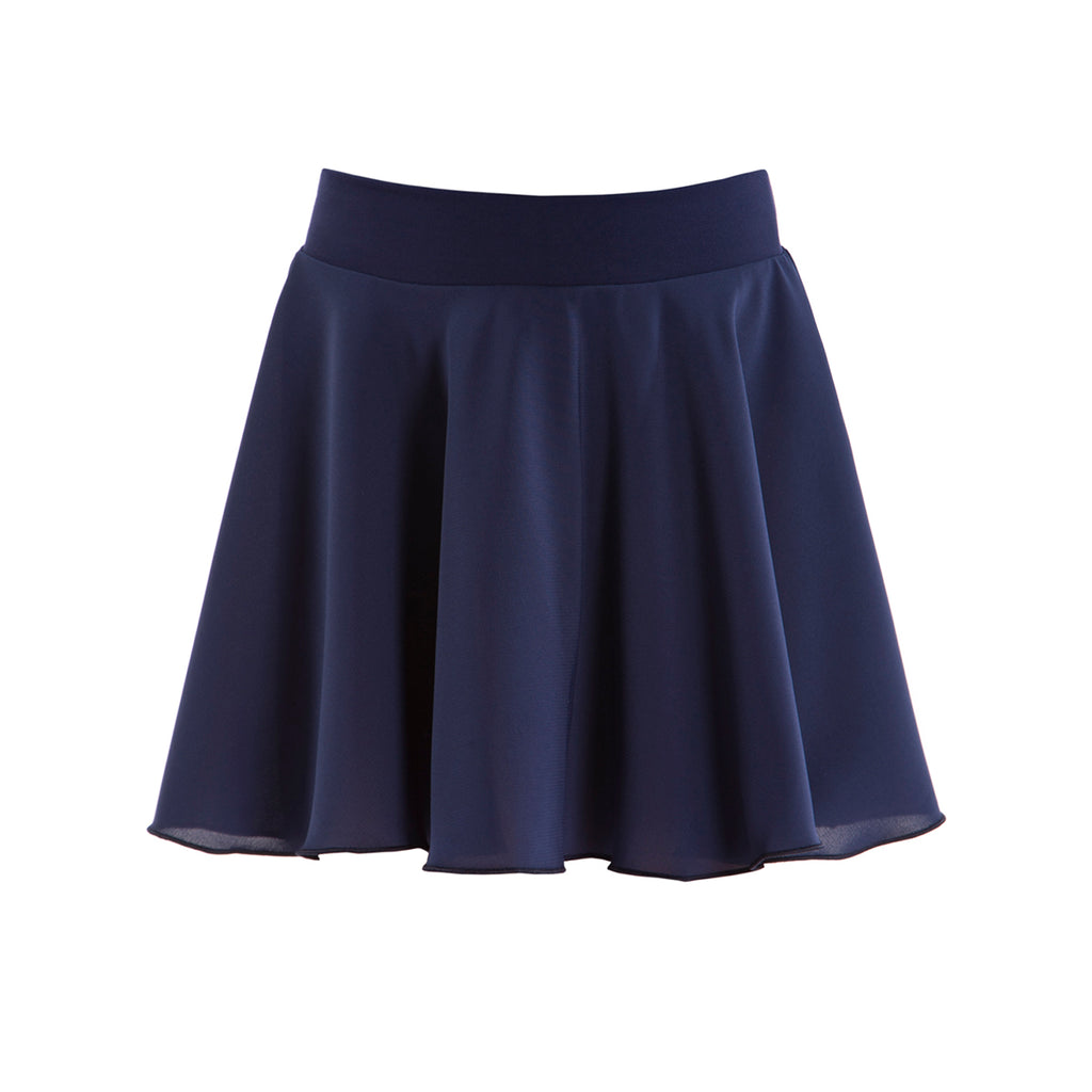 Paige Dunsdon Children's Ballet Skirt - Navy