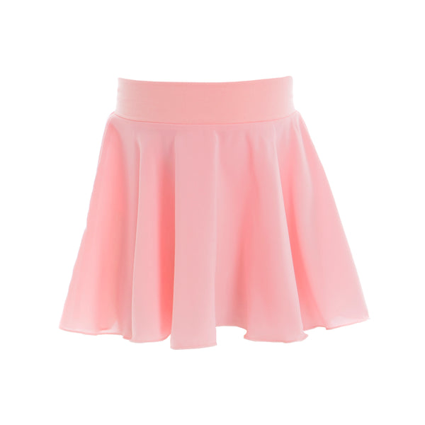 Ditto Dancewear Full Circle Skirt - Pale Pink