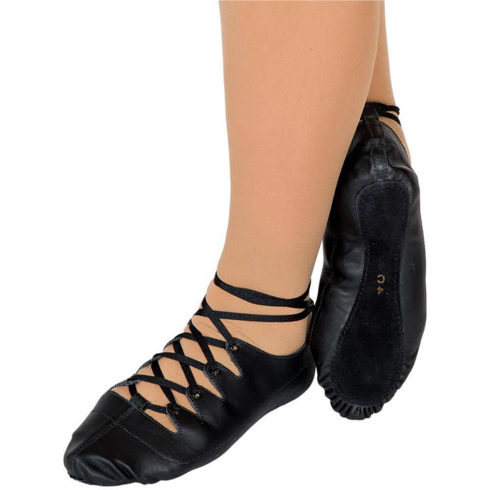 PW Dancewear Highland Pump - Full Sole