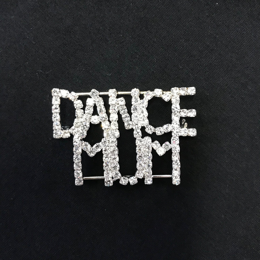 Ditto Dancewear Dance Mum Brooch