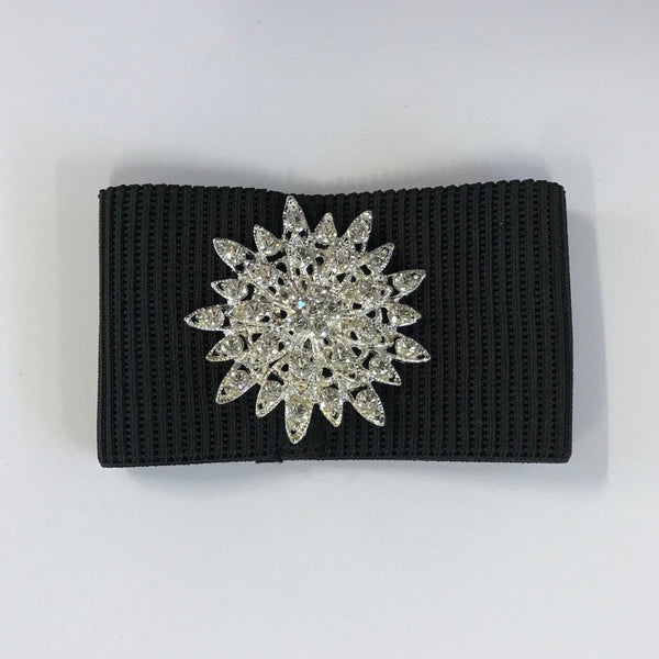 Irish Buckles - Sparkle Star Shape - 45mm diameter