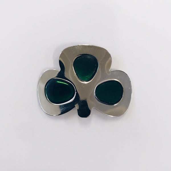 Irish Clover Buckles - 3 colours