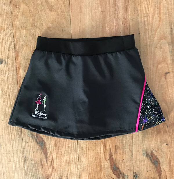 ~ NEW ~ Walker & Kick Irish Dance Girl's Skort