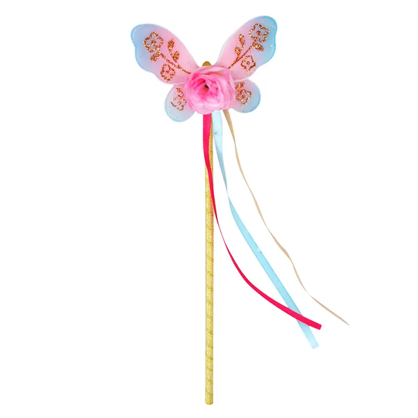Pink Poppy Into The Woods Wand - Pink
