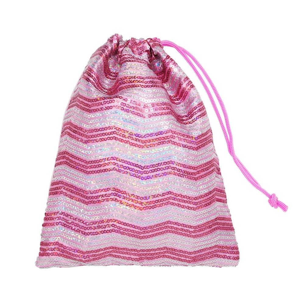 Pink Poppy Dance In Style Accessories Bag - Pink