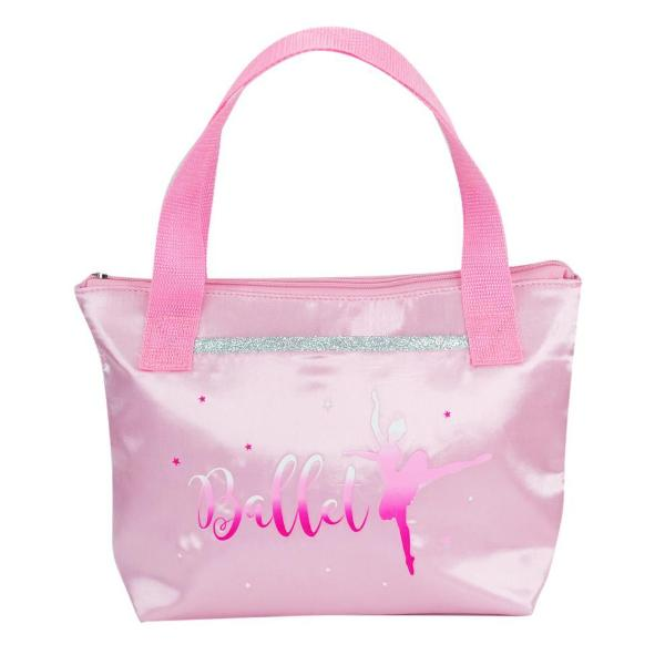 Pink Poppy Tutu Cute Ballet Tote - 2 colours