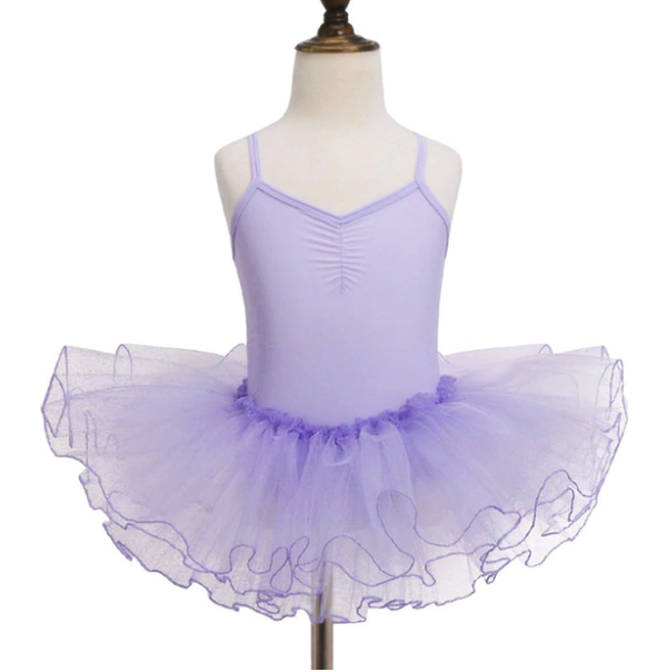 Kick Dance Studio Princess Tutu Dress - Size 3 & 4