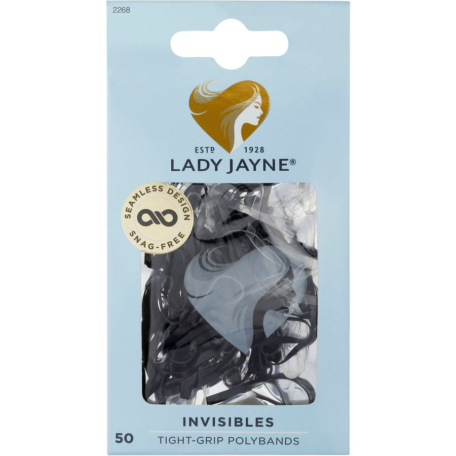 Lady Jayne Invisibles tight-grip polybands