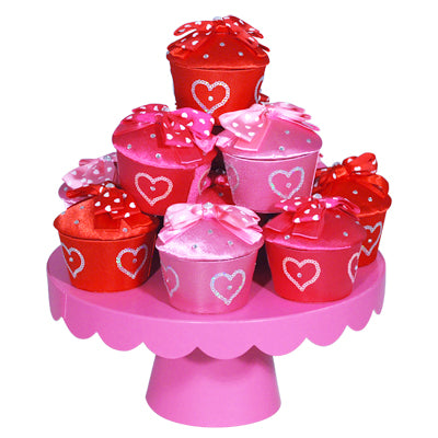 Pink Poppy Lovely Heart Trinket Box - 3 colours