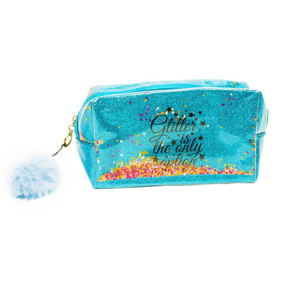 Mad Ally Cosmetic Bag - Blue