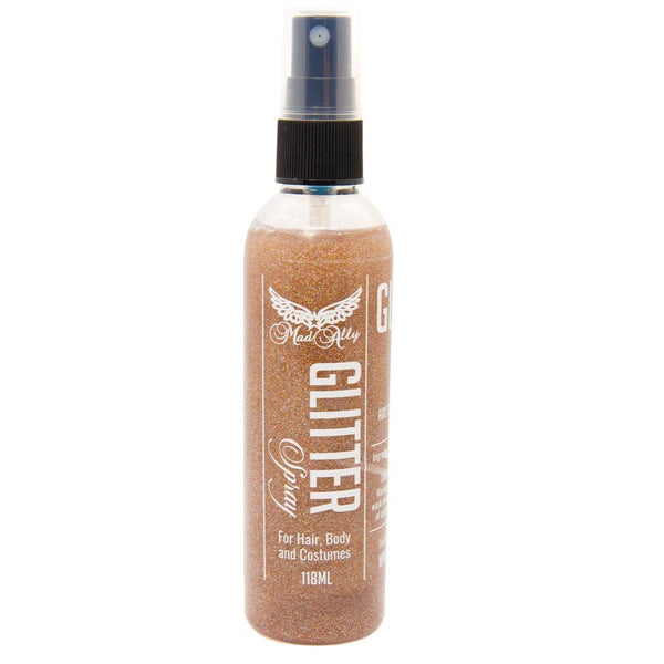 Mad Ally Glitter Spray - Multi