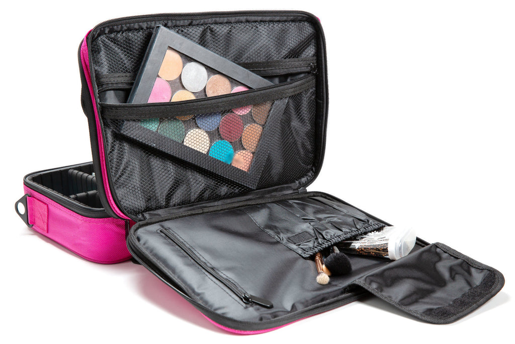 Mad Ally Make Up Bag - Pink