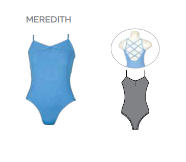 PW Dance Meredith Leotard