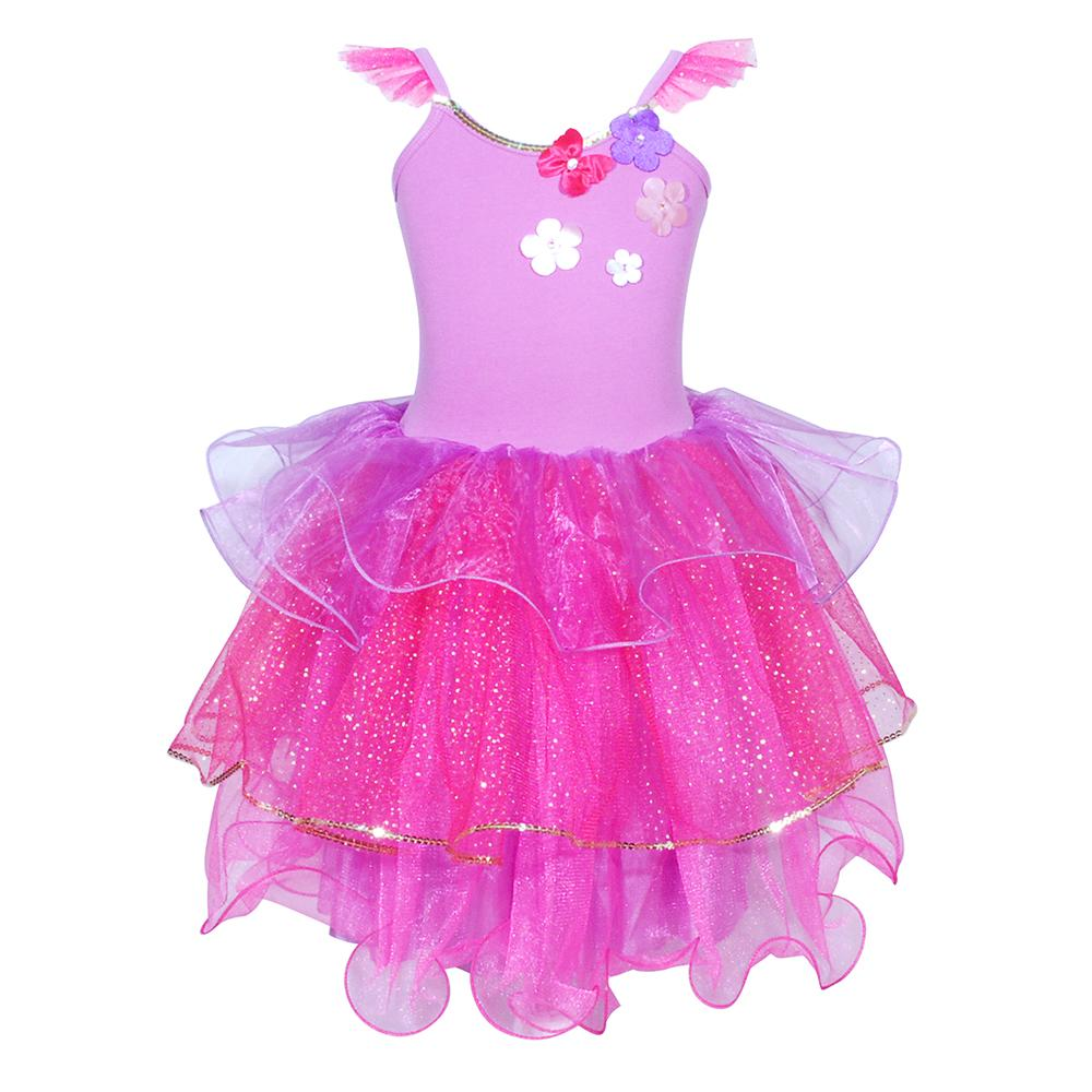 Pink Poppy Princess Dreams Dress - Size 5/6