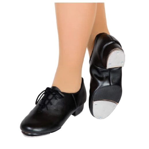 PW Dancewear Performance Tap Shoe - Black