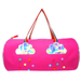Pink Poppy Rainbow Magic Barrel Bag - Pink
