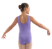 Ditto Dancewear Children's Regulation Cotton Lycra Leotard - Jacaranda