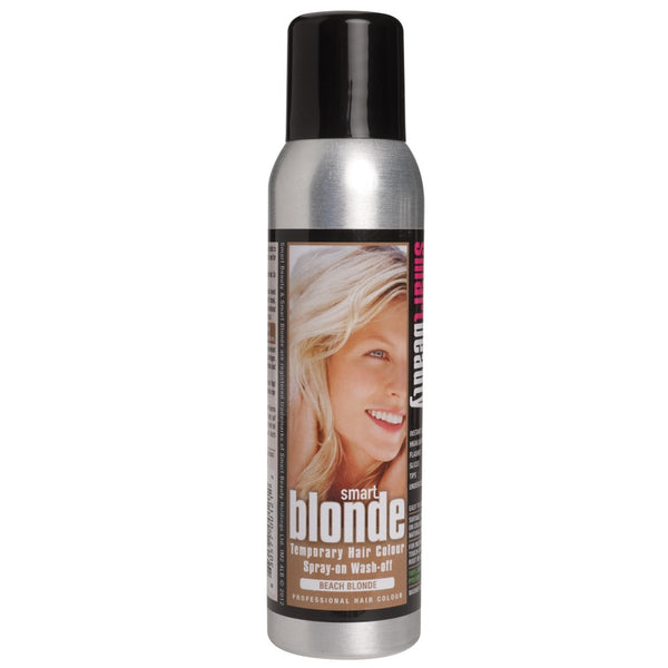 Smart Beauty Temporary Colour Hairspray - Beach Blonde