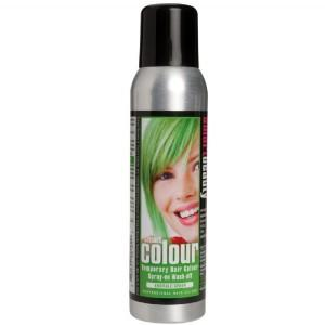 Smart Beauty Temporary Colour Hairspray - Emerald Green