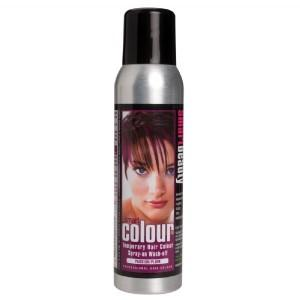 Smart Beauty Temporary Colour Hairspray - Passion Plum