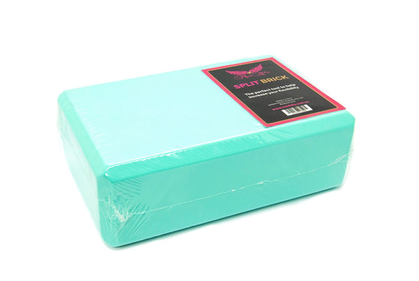 Split Brick - Teal