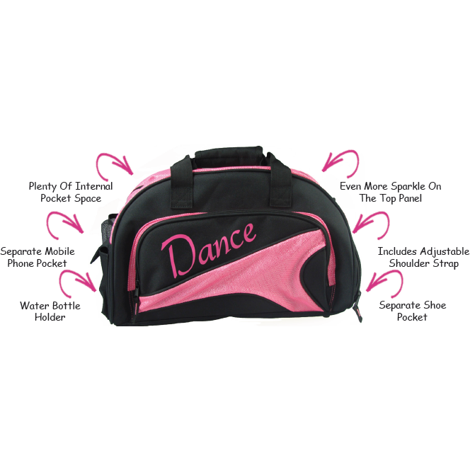 Studio 7 Junior Dance Duffel Bag - Lime